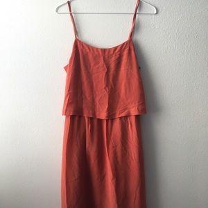 MADEWELL SLIP DRESS